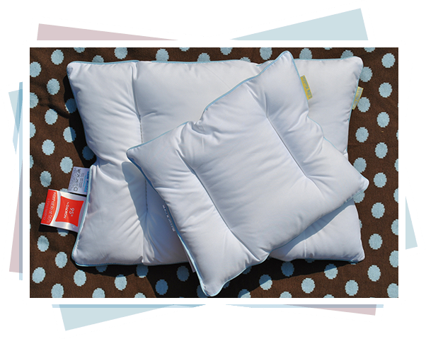 Lilla Kuddis Baby Pillows Developed In Sweden For